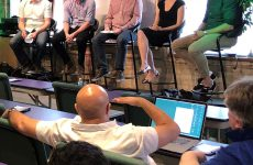 SOCAN holds meetings with #ComposersWhoScore