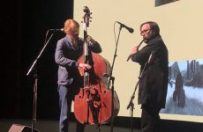 Richard Reed Parry plays at 2020 Sundance Film Festival