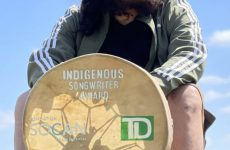 Leonard Sumner earns 2021 Indigenous Songwriter Award