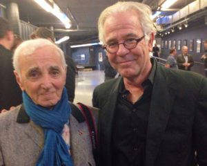 Charles Aznavour, Jehan Valiquet
